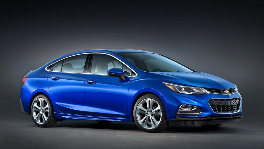 Chevrolet cruze. Как известно, новую платформу D2XX Cruze делит с Verano и Астрой последнего поколения. Судя по снимкам, значительная часть кузовных деталей у них тоже совпадает.
