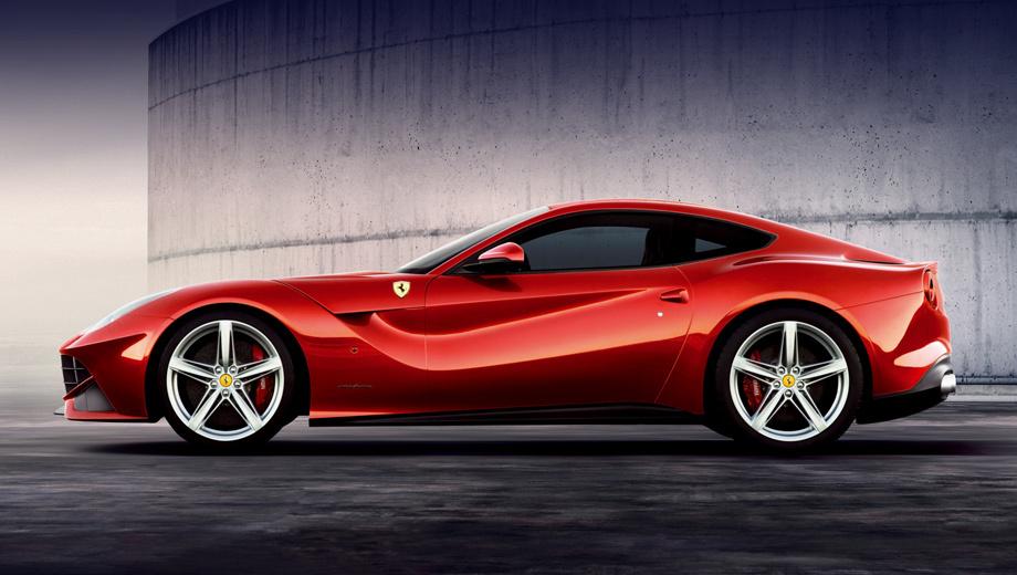 Ferrari f12. Модель F12berlinetta выпускается с 2012 года. Пришла пора рестайлинга. Однако, судя по всему, вместе с коррективами во внешности машина получит и заряженную версию.