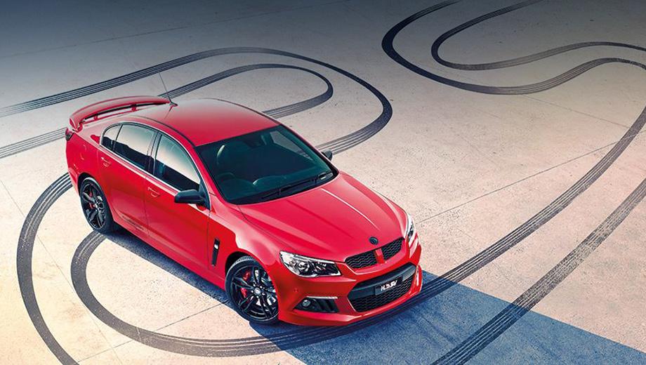 Holden hsv clubsport r8. Седаны в исполнении 25th Anniversary Edition будут выпущены ограниченным тиражом в 108 экземпляров.
