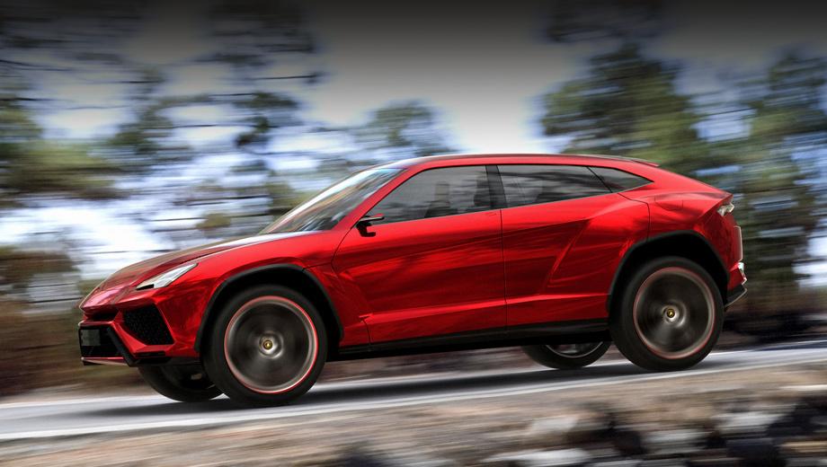 Lamborghini urus. В продажу новинка поступит в 2018 году. Основными рынками для неё названы Китай, Россия, США и Великобритания.