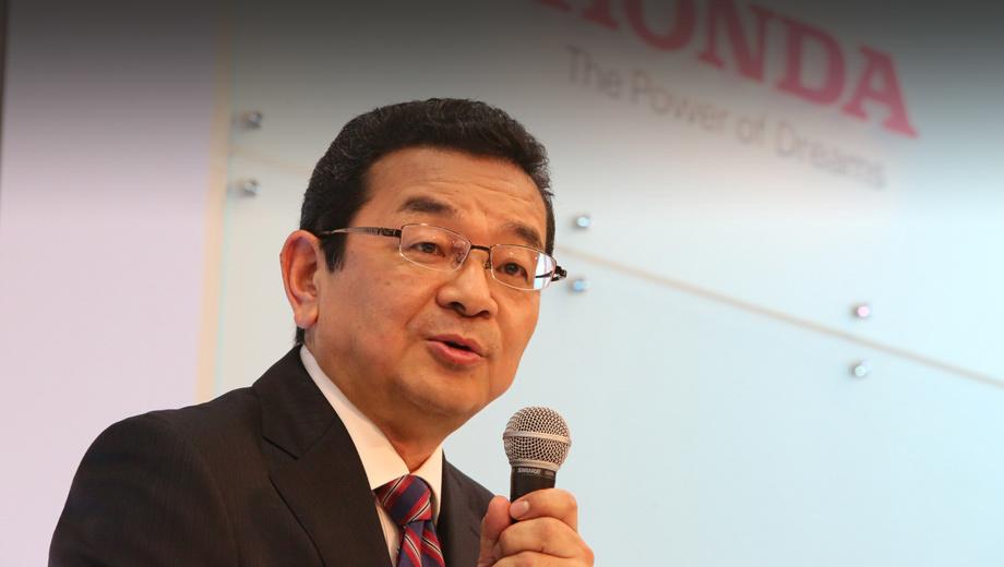 Honda civic,Honda accord,Honda cr-v,Honda jazz. Такахиро Хатиго занимал руководящие посты в различных подразделениях компании, в частности, весьма успешно развивал совместные предприятия Хонды в Китае, а до этого работал в европейском и американском филиалах.