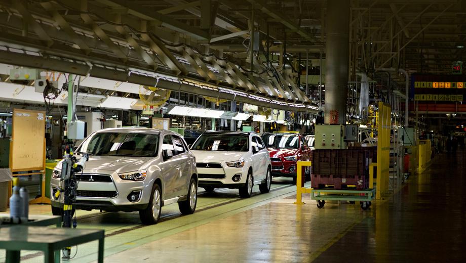 Mitsubishi asx. Завод, о котором идёт речь, построен почти три десятка лет назад, ещё в пору кооперации Mitsubishi и Крайслера. Сначала он был совместным предприятием (50:50), а с 1991 года полностью принадлежит Mitsubishi.