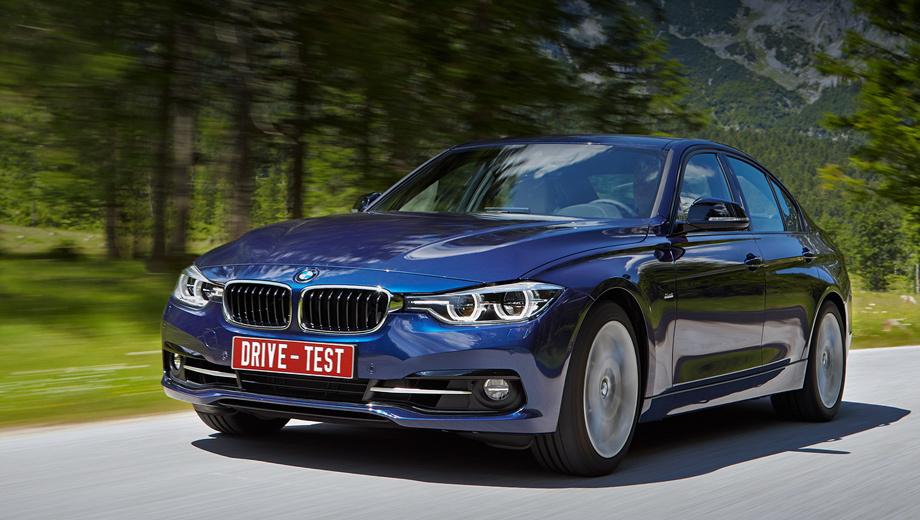 Bmw 3. В этом году BMW третьей серии отмечает 40-летие: с 1975-го по миру разошлось 14 миллионов машин шести поколений! На «трёшку» приходится более четверти мировых продаж марки, и спрос только растёт.