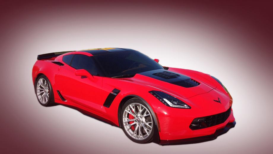 Chevrolet corvette,Chevrolet corvette z06. Помимо Корветов ателье берётся за тюнинг моделей Camaro, Suburban, Tahoe и Silverado, но именно Корветы принесли ему настоящую славу.