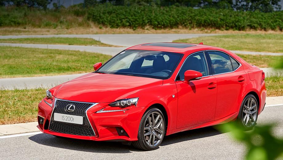 Lexus is,Lexus rc. Покупатели смогут выбрать один из десяти цветов для окраски кузова, три из них — новые для модели: белый, ярко-красный и тёмно-синий (только для версий F Sport).