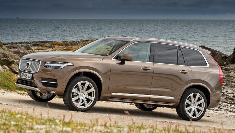 Volvo xc90. По данным издания Autoblog, пока процедура отзыва готовится, дилеров попросили прекратить отгрузку уже оплаченных машин, но продажи пока не остановлены.