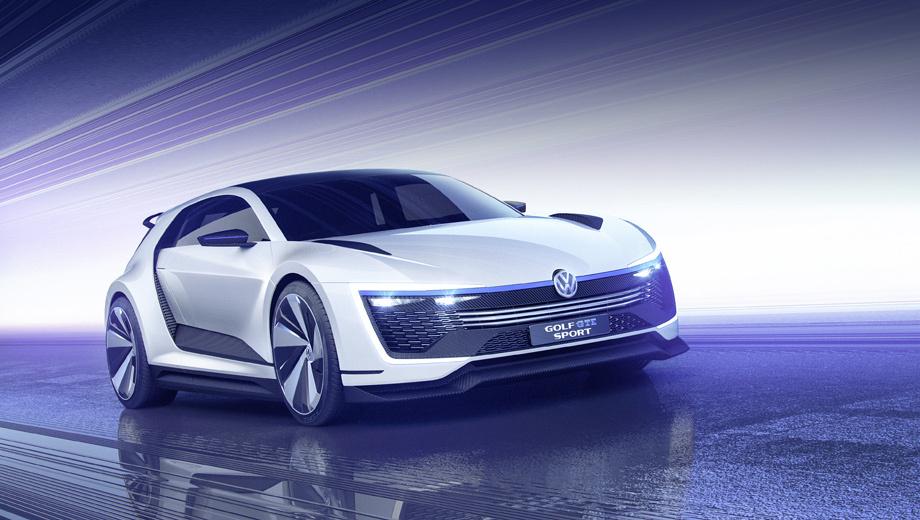 Volkswagen golf,Volkswagen golf gti,Volkswagen golf r,Volkswagen golf gtd. Концепт Golf GTE Sport — последний на данный момент концепт, отдельные черты которого мы сможем найти в «восьмом» Гольфе. Но будут ещё шоу-кары.