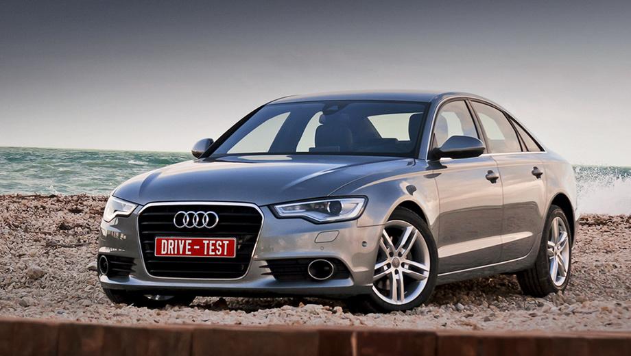 Audi a6,Audi a6_dt. Говорят, седан A6 был готов ещё в начале прошлого года. Но выводить его на рынок одновременно с «а-восьмой» немцы не стали. Иначе было бы как день рождения на Новый год.