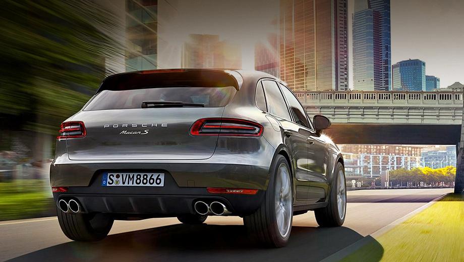 Porsche macan. Дизельный Macan будет доступен у российских дилеров с декабря 2015 года.