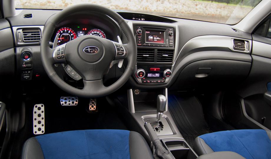 Учимся определять обновлённый кроссовер Subaru Forester