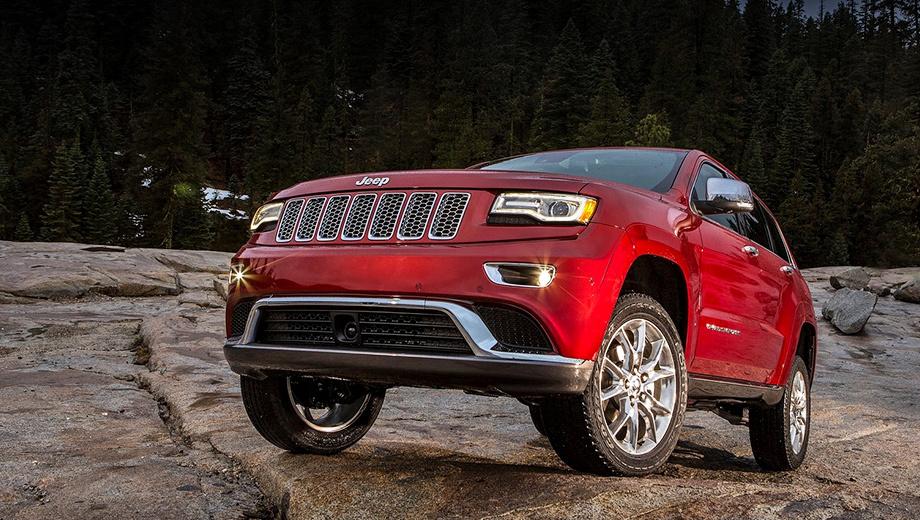Jeep grand cherokee. Под действие сервисной акции могут попасть 408 тысяч внедорожников Jeep Grand Cherokee 2014–2015 годов выпуска.