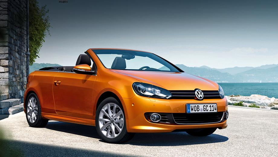 Volkswagen golf,Volkswagen golf cabriolet. В продажу в Европе обновлённый Golf попадёт уже в этом году. Цены останутся прежними.