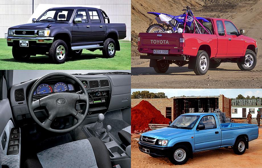 Toyota показала обновленный Hilux — Motor