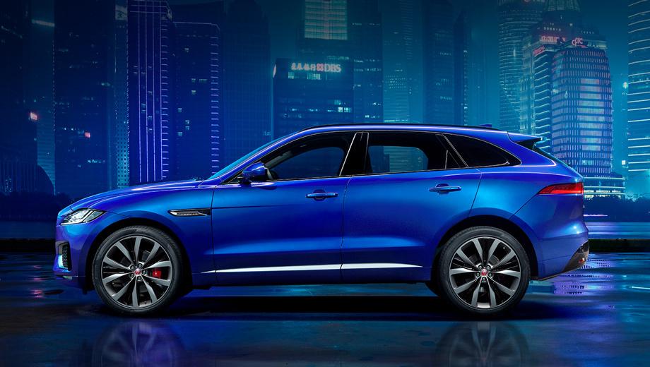 Jaguar f-pace. На Франкфуртской выставке кроссоверу составит компанию  трио новых продуктов Ягуара. Это будут рестайлинговый Jaguar XJ, Jaguar XF последнего поколения и, конечно, Jaguar XE.
