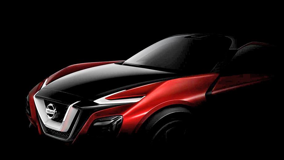 Datsun 240z,Nissan z. Наш художественный редактор немного подкорректировал изображение, добавил яркости для лучшей видимости. Судя по всему, новый концепт продолжает дело шоу-кара Nissan Kicks, который, напомним, пока ни во что серийное не вылился. Только грани у «зетки» ещё острее.