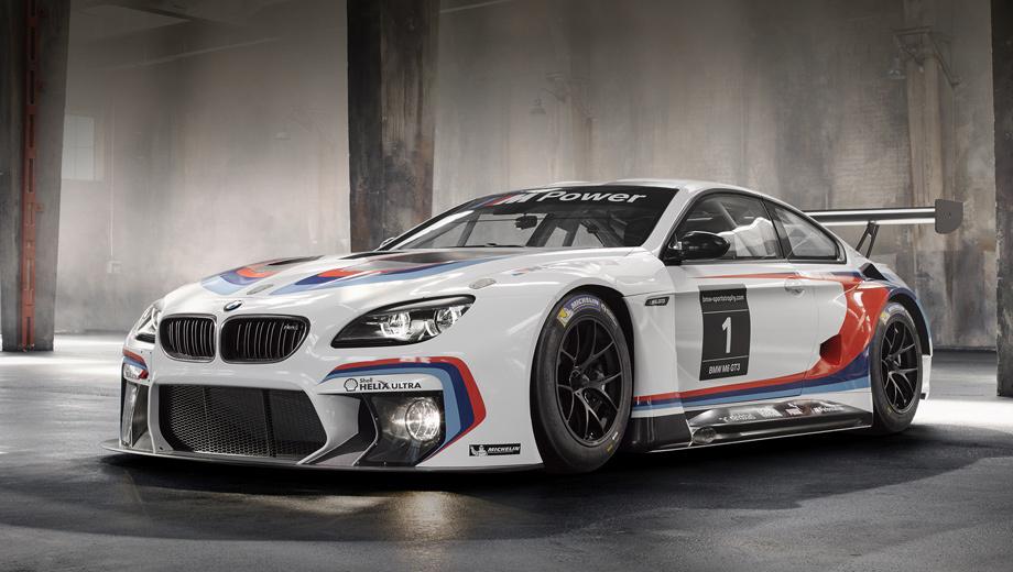 Bmw m6,Bmw m6 gt3. Первые опытные образцы гоночного аппарата компания уже показывала спортсменам и болельщикам как в Европе, так и в США, а теперь машина дебютировала во Франкфурте в гоночной ливрее BMW Motorsport.