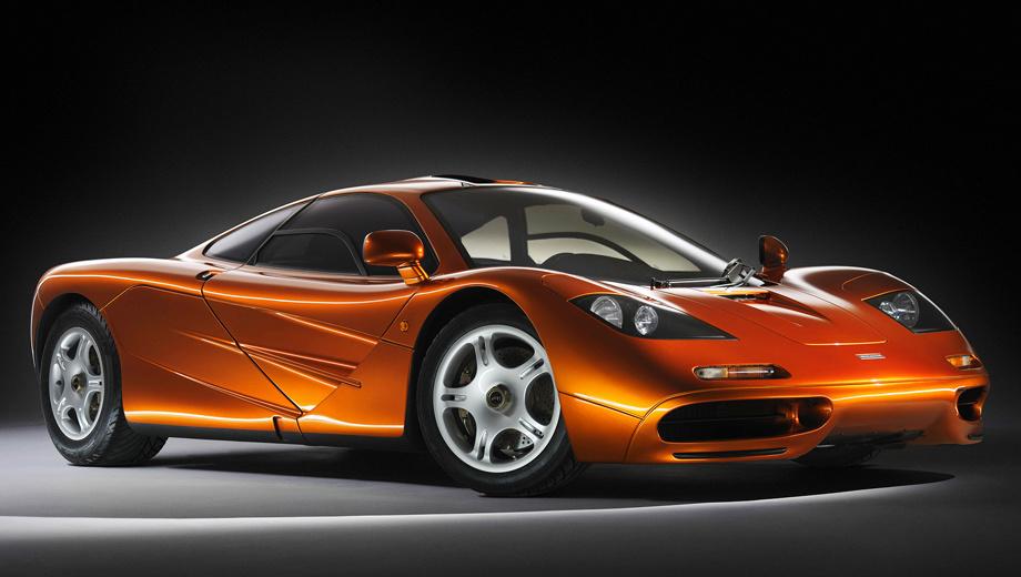 Cуперкар фирм BMW и McLaren останется мечтой — ДРАЙВ