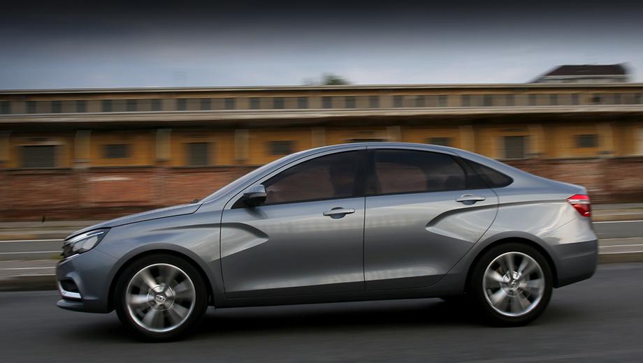 АвтоВАЗ уточнил дату старта продаж седана Lada Vesta — ДРАЙВ