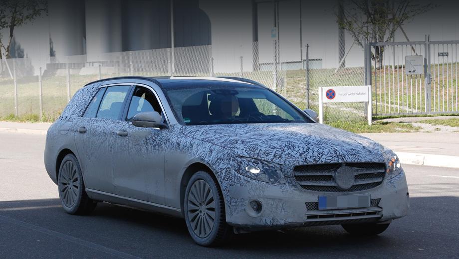 Mercedes e. В прошлом поколении универсал составлял порядка 13% общего выпуска модели Е. В этом — доля может подрасти, если дизайн не подкачает.