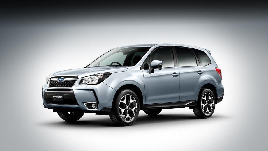 Subaru xv,Subaru forester. Оба паркетника должны дебютировать в Японии в начале октября. К концу года они поступят в продажу на домашнем рынке.