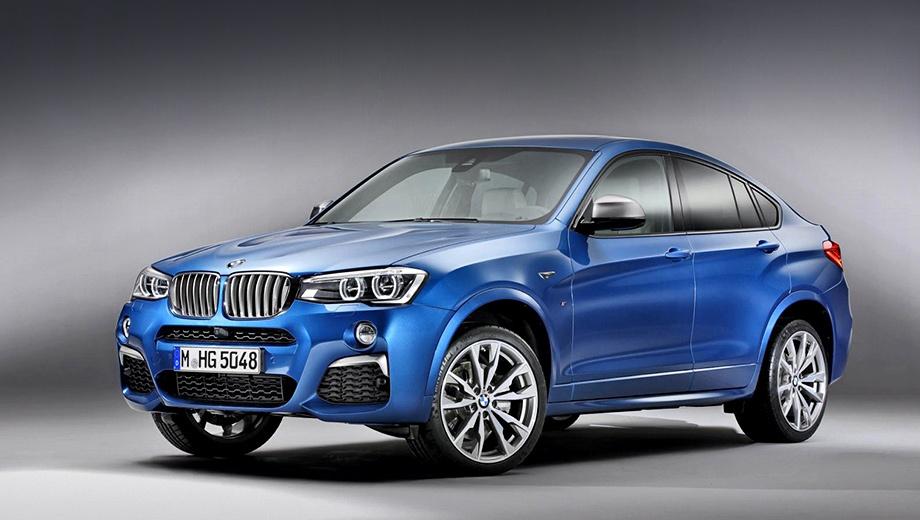 Bmw x4. Когда новая версия «икс-четвёртого» появится в продаже в России, пока неизвестно. Недавно компания BMW подправила прайс-лист на свои модели в нашей стране. Теперь минимальная цена паркетника — 2 745 000 рублей за модификацию xDrive20d.