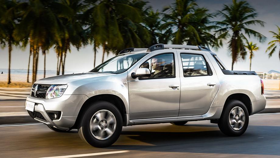 Renault duster,Renault duster oroch. Renault Duster Oroch стоит от 62 300 бразильских реалов (около $15 210). О продаже модели на других рынках пока не сообщается.