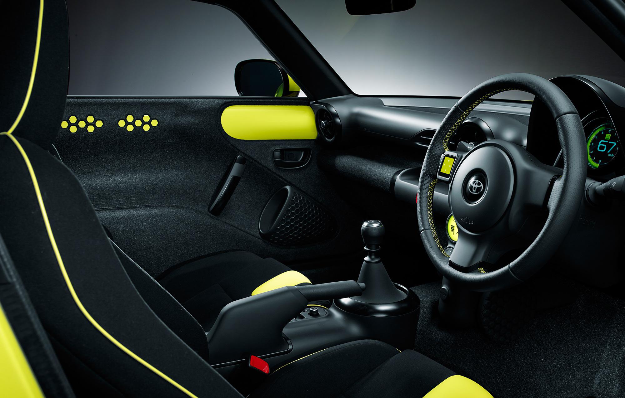 Младший спорткар показался в облике концепта Toyota S-FR ...