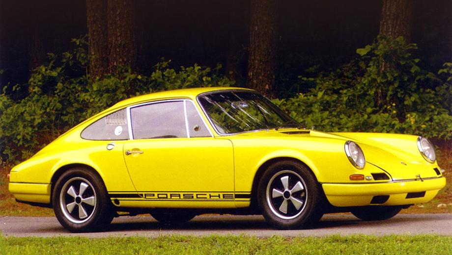 Porsche 911,Porsche 911 r. Одиночный индекс R отсылает публику к гоночной модели полувековой давности, ещё из первого поколения 911-го.