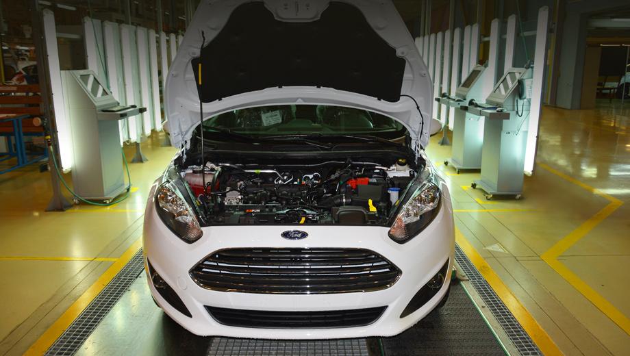 Ford fiesta. Цена российской Фиесты в минимальной комплектации составляет сейчас 552 000 рублей (за седан в оснащении Ambiente c 85-сильным агрегатом и «механикой»).