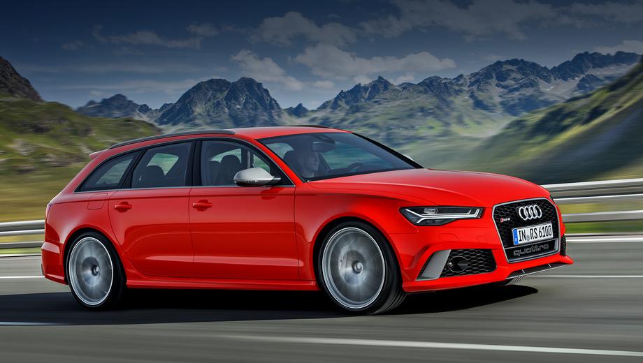 Audi rs6,Audi rs7. О выходе нового автомобиля было известно ещё прошлым летом, но только этой машине прочили традиционную приставку Plus к имени.