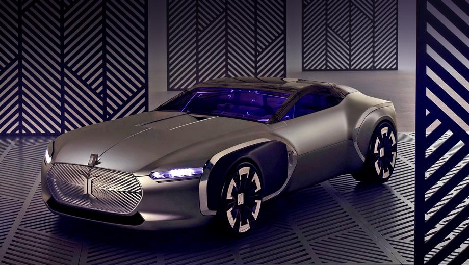 Renault посвятила концепт знаменитому архитектору