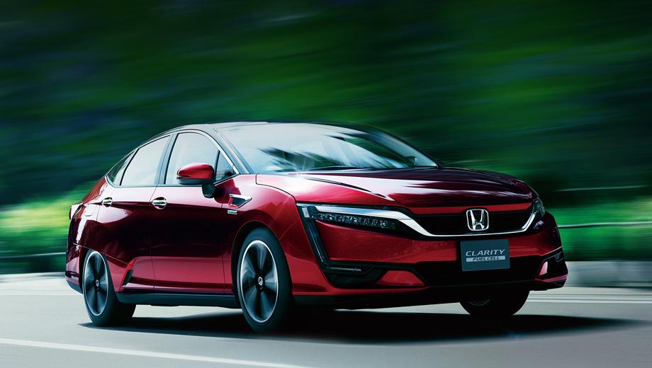 Honda fcv,Honda clarity. В продаже седан появится сначала у себя на родине, но уже известно, что чуть позже его предложат в США и Европе.