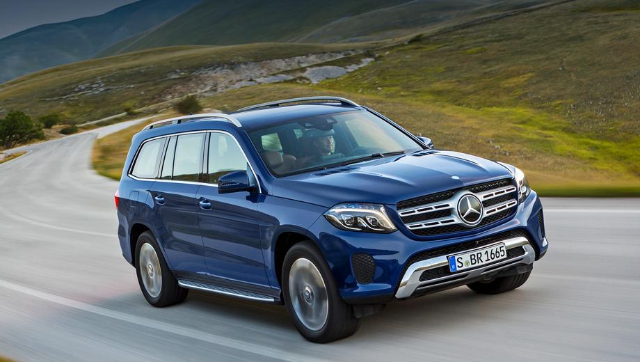 Mercedes gl,Mercedes gls. В США заказы на автомобиль начнут принимать уже в декабре этого года, а первые машины клиенты получат в марте. К нам внедорожники попадут не раньше апреля.