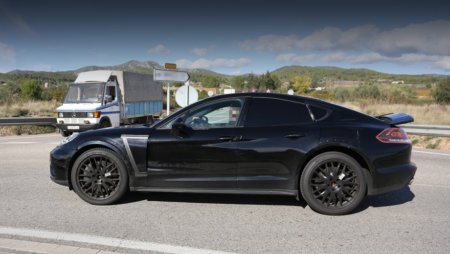 Bentley continental gt. Несмотря на обманчивый облик Porsche, фактически эту машину испытывали специалисты Bentley.