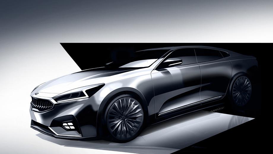 Kia cadenza,Kia optima. В модельном ряду компании KIA автомобиль займёт место на ступеньку выше модели Optima. В Россию новая Cadenza, как и предыдущее поколение, поставляться, скорее всего, не будет.