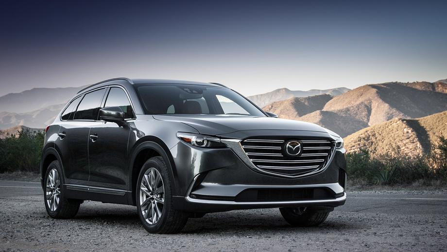 Mazda cx-9. Реализацией модели Mazda CX-9 займутся дилеры в США, Австралии, Таиланде, а также на Ближнем Востоке. Появится большая Mazda и в России, но когда и по каким ценам, неизвестно.