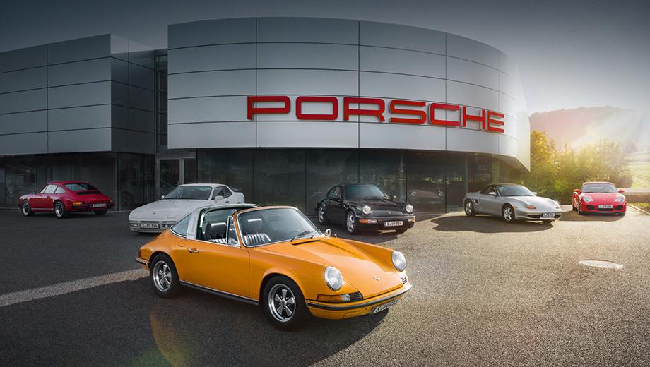 Porsche 911. Персонал, работающий в голландском Porsche Classic Center, прошёл специальное обучение, а в отделе запчастей есть более 50 тысяч автокомпонентов для старинных моделей.