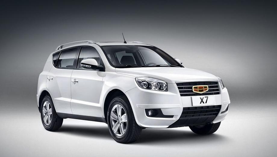 Geely emgrand x7. В России дорестайлинговый паркетник Emgrand X7 стоит от 669 тысяч рублей с учётом всех действующих акций.