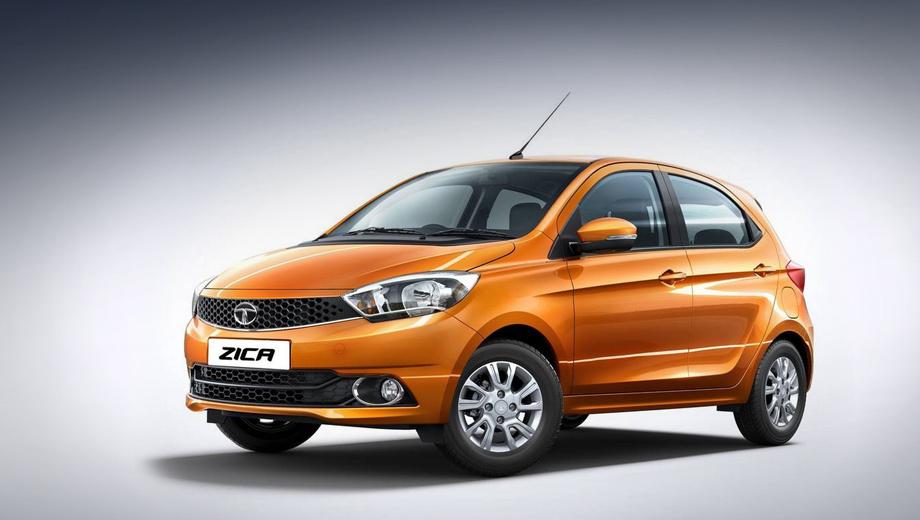 Tata zica. Производство хэтчбека будет налажено на заводе в пригороде индийского Ахмадабада.