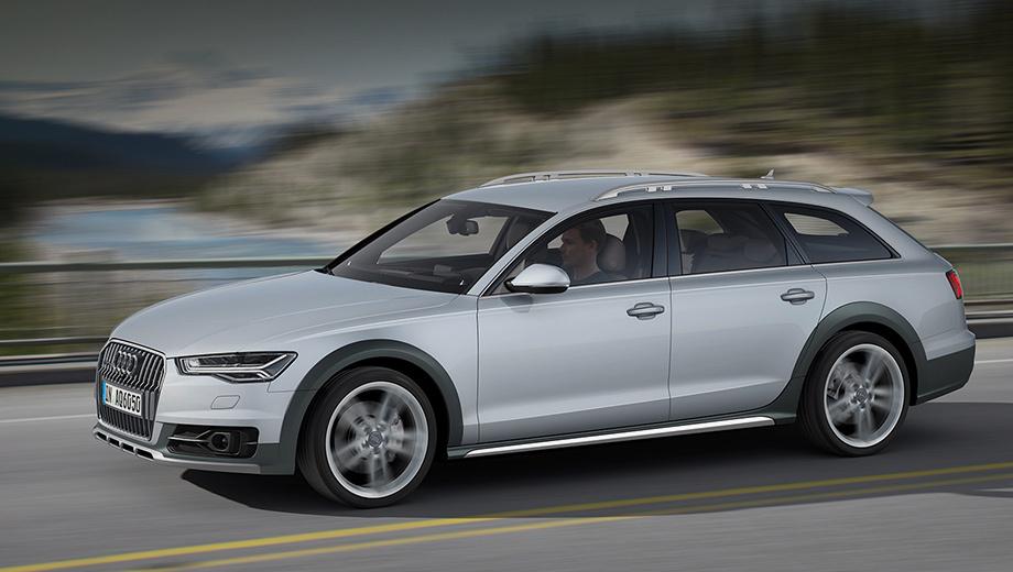 Audi a5,Audi a6,Audi a7,Audi a8,Audi q3,Audi q5. Отказ от дизелей ставит под вопрос будущее вседорожника Audi A6 allroad. Ведь именно на модификации, работающие на тяжёлом топливе, приходилось до 90% продаж. Теперь купить эту модель можно с безальтернативным 333-сильным бензиновым двигателем.