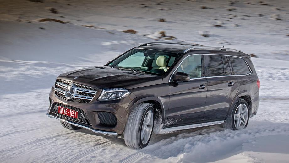 Mercedes gls,Mercedes gl. Главный рынок больших семиместных внедорожников ― Америка. В прошлом году Россия уступила второе место в мерседесовском зачёте Китаю, став третьей: 6251 проданный GL. Рублёвые цены на GLS объявят в январе, а сами машины появятся у нас не раньше апреля.