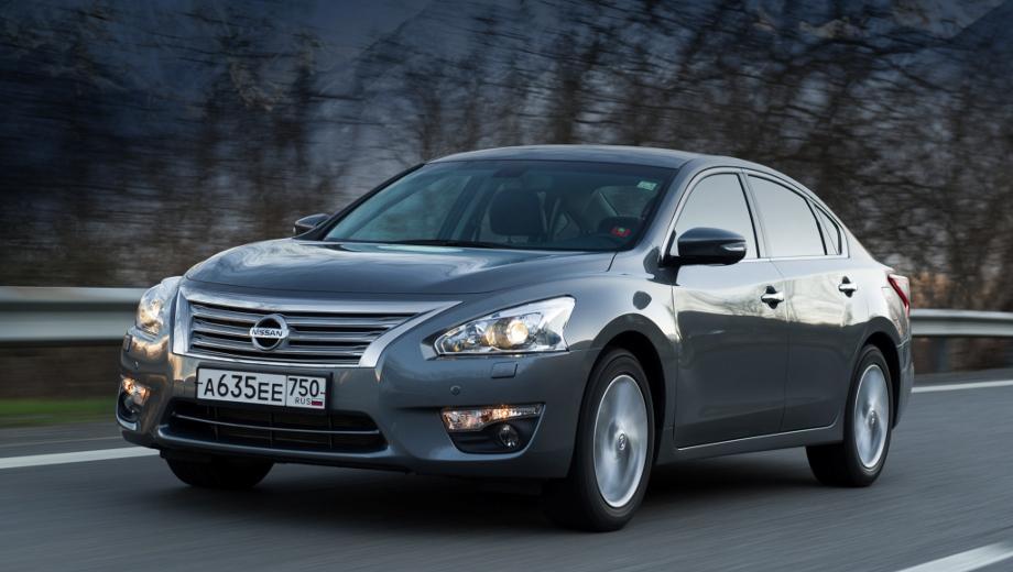 Nissan teana. На всех дефектных автомобилях будет установлен дополнительный уплотнитель топливного бака для обеспечения его герметичности.