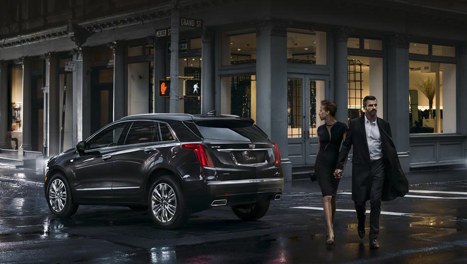 Cadillac xt4,Cadillac xt3,Cadillac xt6,Buick envision,Buick enclave. Для GM кроссовер XT5 — настоящий ориентир. Большая доля ультравысокопрочных сталей, лазерная сварка, передовые методы расчёта прочности позволили модели стать необычайно лёгкой. Другие бренды концерна воспользуются этим опытом.