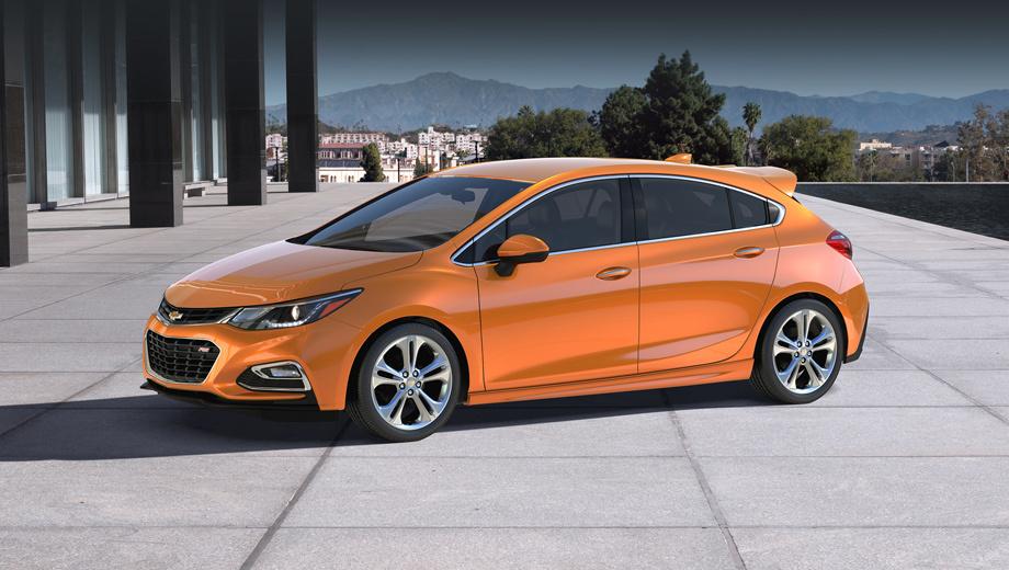 Chevrolet cruze,Chevrolet cruze hatch. По словам главы Chevrolet Алана Бати, рынок компактных хэтчей в Америке недавно вырос на 9%, так что сейчас — удачный момент для вывода Круза-хэтчбека на рынок США (в первой генерации за океаном продавался лишь седан).