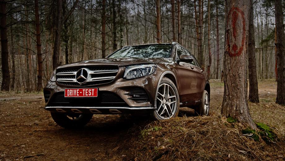 Mercedes glk,Mercedes glc. На нашем рынке это четыре цилиндра c наддувом, девять ступеней и полный привод. Дизельные GLC 220d (170 л.с.), GLC 250d (204) и бензиновый GLC 300 (245) предлагаются в неплохо оснащённых «Особых сериях», а бензиновый GLC 250 (211 л.с.) доступен ещё и в базовом исполнении. Цены ― от 2 590 000 до 2 930 000 рублей.
