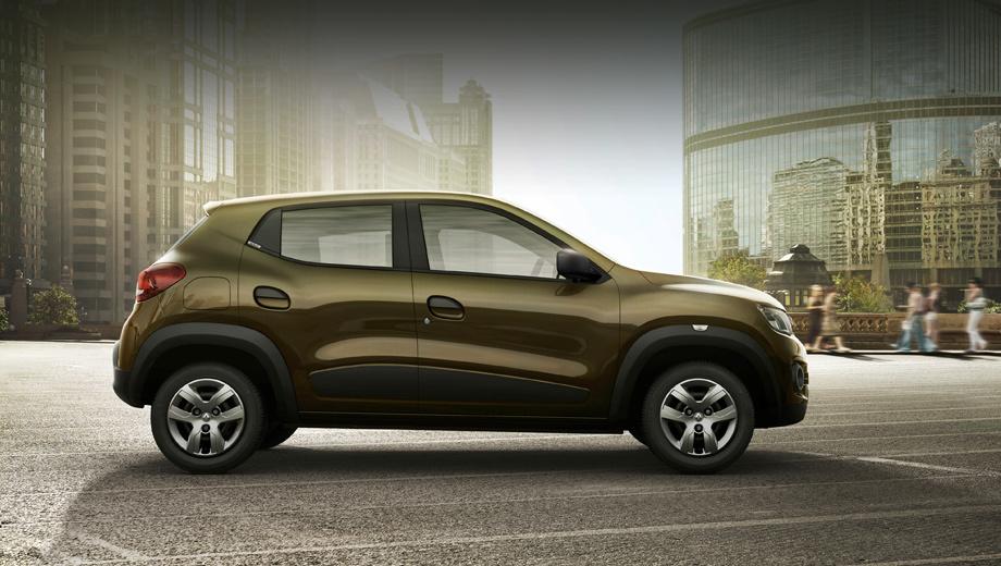 Renault kwid. Модель Kwid — первая машина альянса на платформе CMF-A, считающейся глобальной.