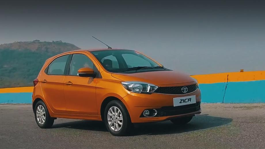 Tata zica. На открывающемся сегодня в Дели автосалоне Tata покажет Зику с прежним именем, но в компании уже подбирают альтернативные варианты.