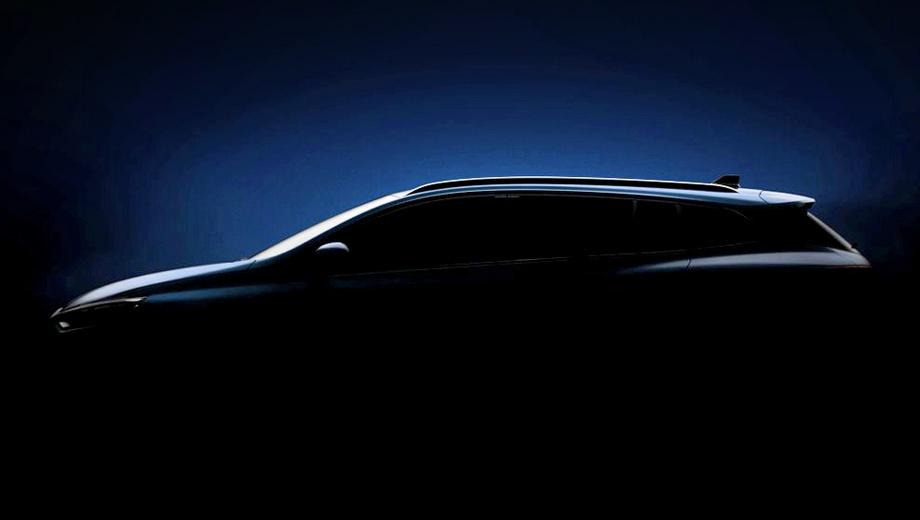 Renault megane,Renault megane grandtour. Пояснение к тизеру вышло лаконичным: «Renault запускает новый автомобиль 22 февраля. Вы готовы?»