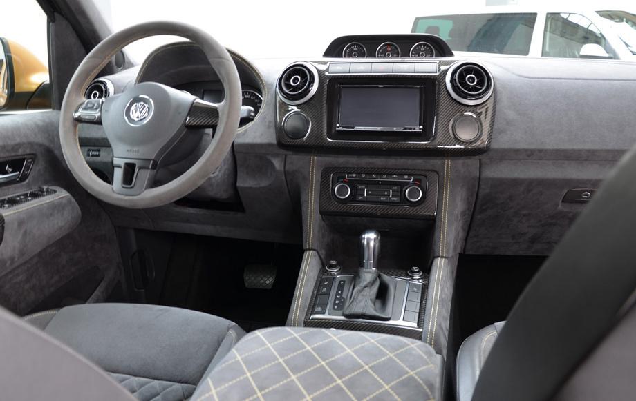 Седан MTM S8 Talladega R получил под капот более 800 сил