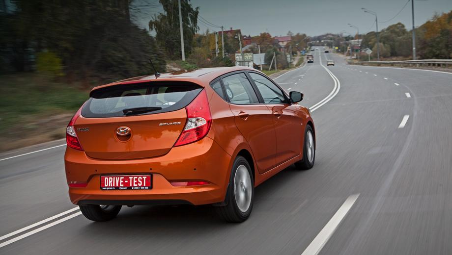 Hyundai solaris,Hyundai creta. Пятидверный Solaris — самый доступный автомобиль марки в России (цена от 565 900 рублей, без учёта акций и спецпредложений). Однако на хэтч пришлось лишь 20% продаж от всех 115 868 Солярисов, реализованных в 2015-м.